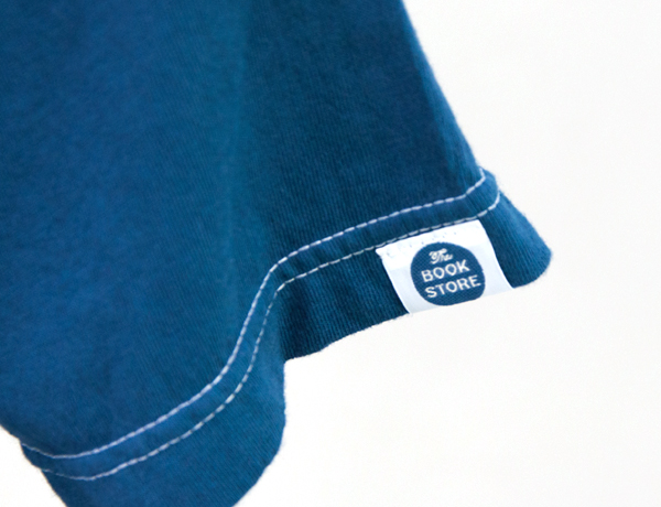 【SALE 50%OFF】The BOOK STORE サブックストア メンズ C&C クルーネック半袖Tシャツ[BS14F00100]【BASIC】【返品交換不可】