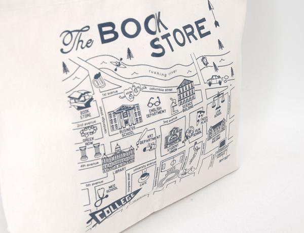The BOOK STORE サブックストア ビーチトート[BS15S00200]【FW】