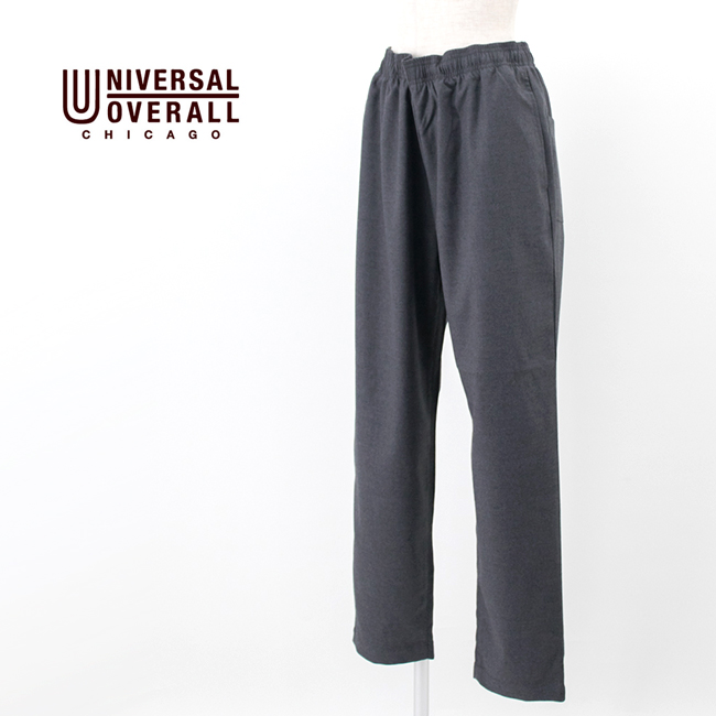 UNIVERSAL OVERALL ユニバーサルオーバーオール レディース  シェフパンツ[U2133601-A]【2021FW】