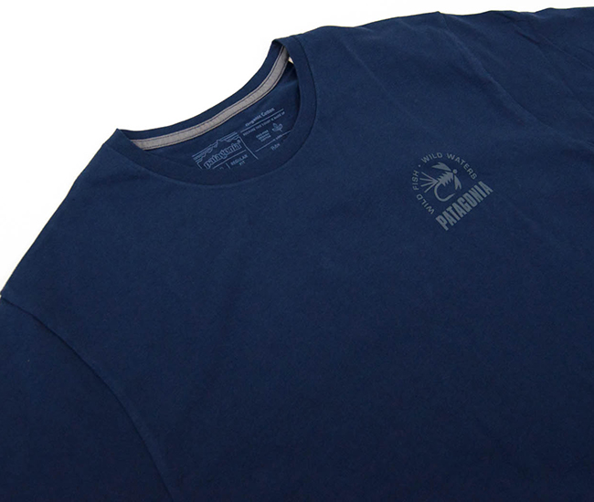 patagonia パタゴニア メンズ ソフトハックル オーガニックTシャツ[37412]【2021SS】