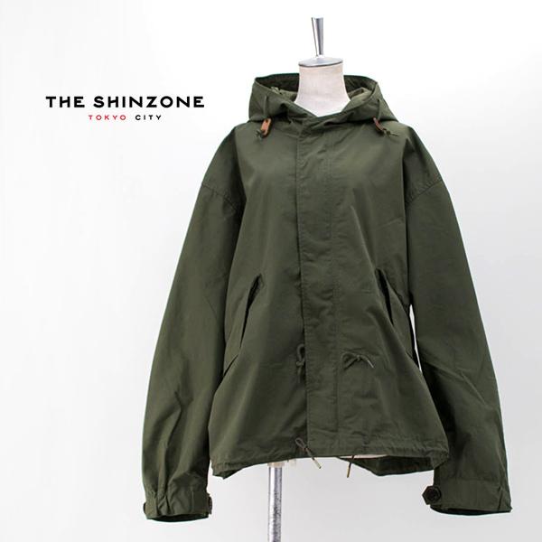 THE SHINZONE シンゾーン レディース パークパーカー[20AMSCO54]【2020FW】
