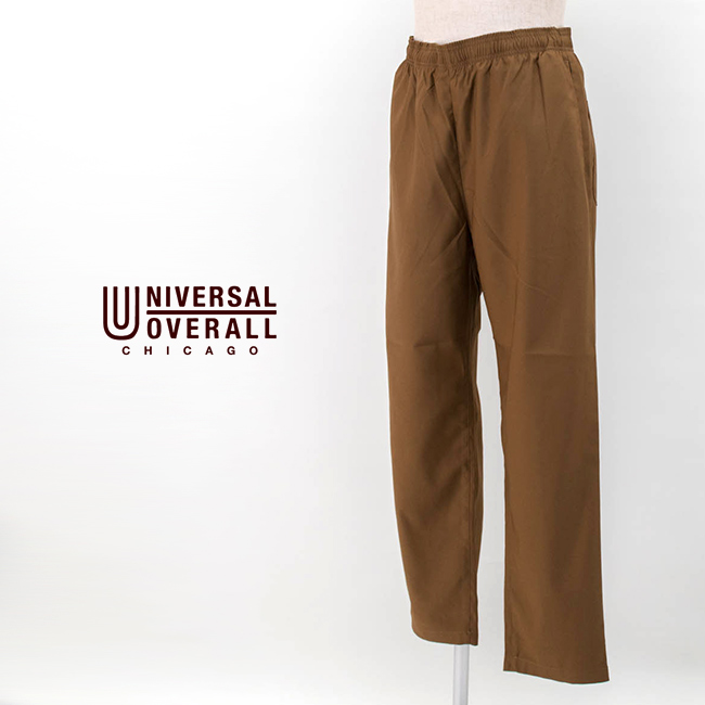 UNIVERSAL OVERALL ユニバーサルオーバーオール メンズ シェフパンツ[U2013601-A]【BASIC】