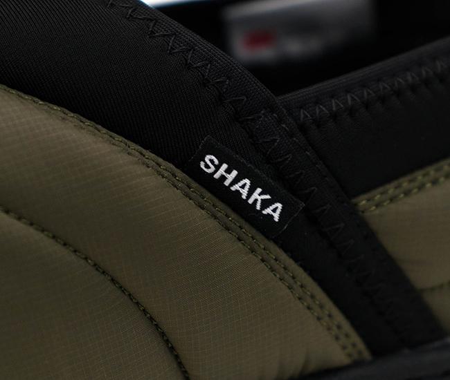 SHAKA シャカ メンズ SCHLAF MOC スリッポン[433167]【2020FW】