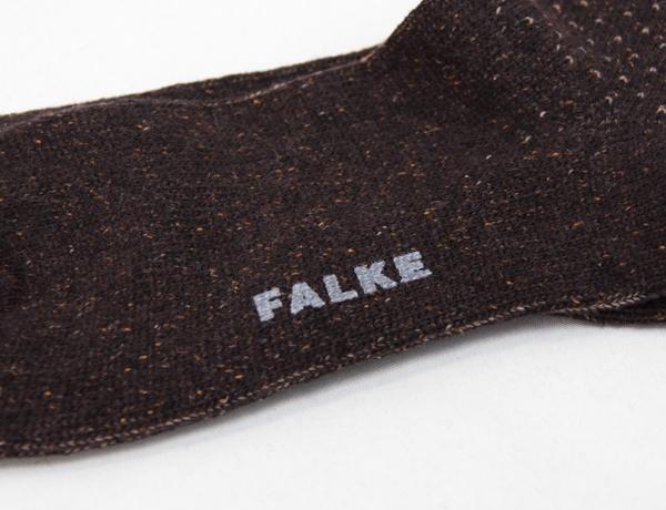 FALKE ファルケ メンズ ノルディックツイードソックス[14093]【BASIC】