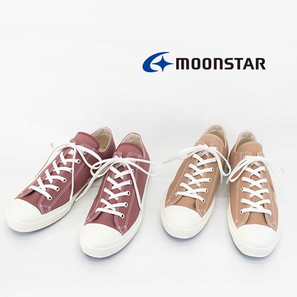 MOONSTAR ムーンスター メンズ LOWBASKET ローバスケット スニーカー[LOWBASKET]【2020SS】