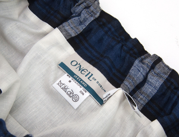 O'NEIL OF DUBLIN オネイル/オニールオブダブリン レディース ドローストリングスカート[848]【SS】