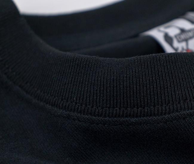 CHUMS チャムス メンズ ブービーロゴ ロングスリーブTシャツ[CH01-1896]【2021FW】