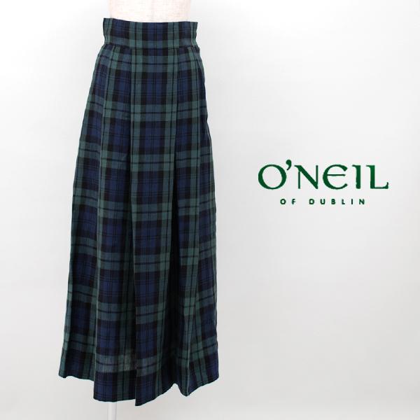 O'NEIL OF DUBLIN オネイル/オニールオブダブリン レディース マキシタックスカート[80697]【2019SS】
