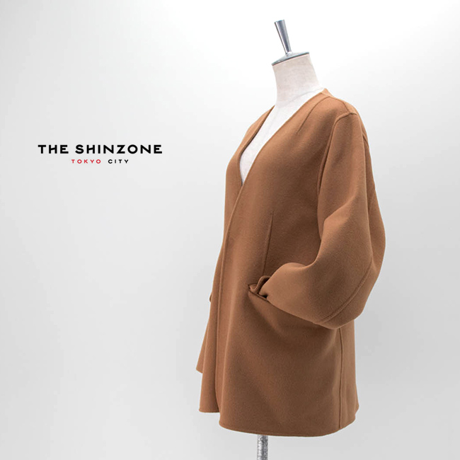 THE SHINZONE シンゾーン レディース カーディガンジャケット[20AMSJK51]【2020FW】