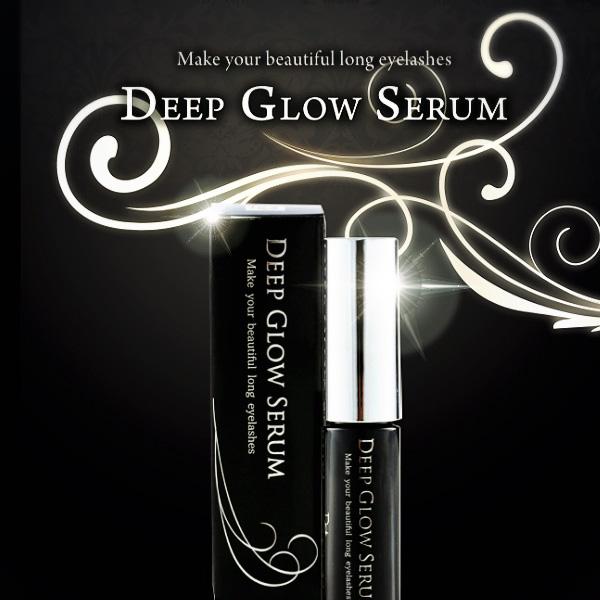 まつ毛&目元美容液 4ml Deep Glow Serum  ディープグローセラム