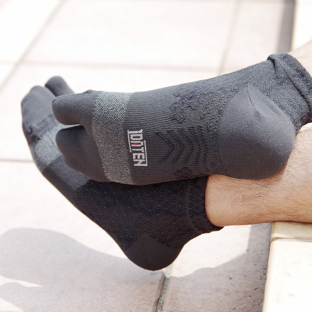 IDATEN足袋テーピングソックス(24-26cm)