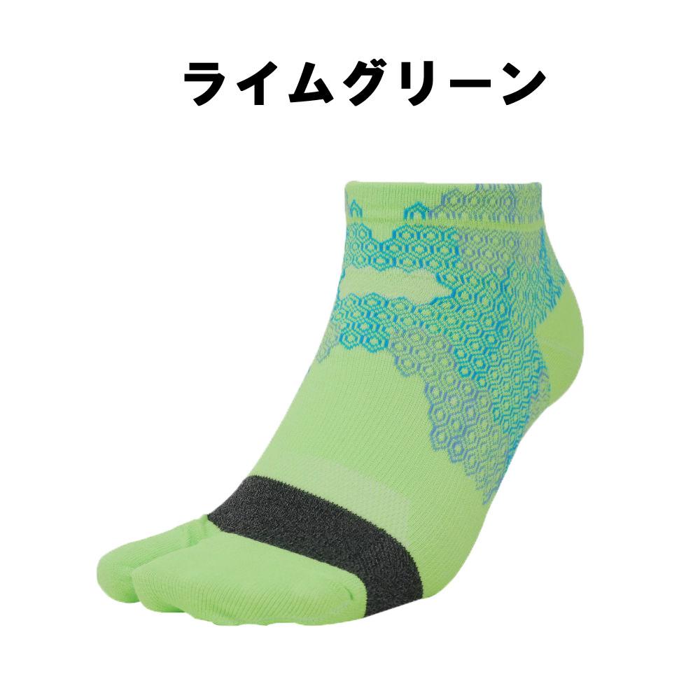 IDATEN足袋ハニカムテーピングソックスショート丈(Mサイズ24-26cm)