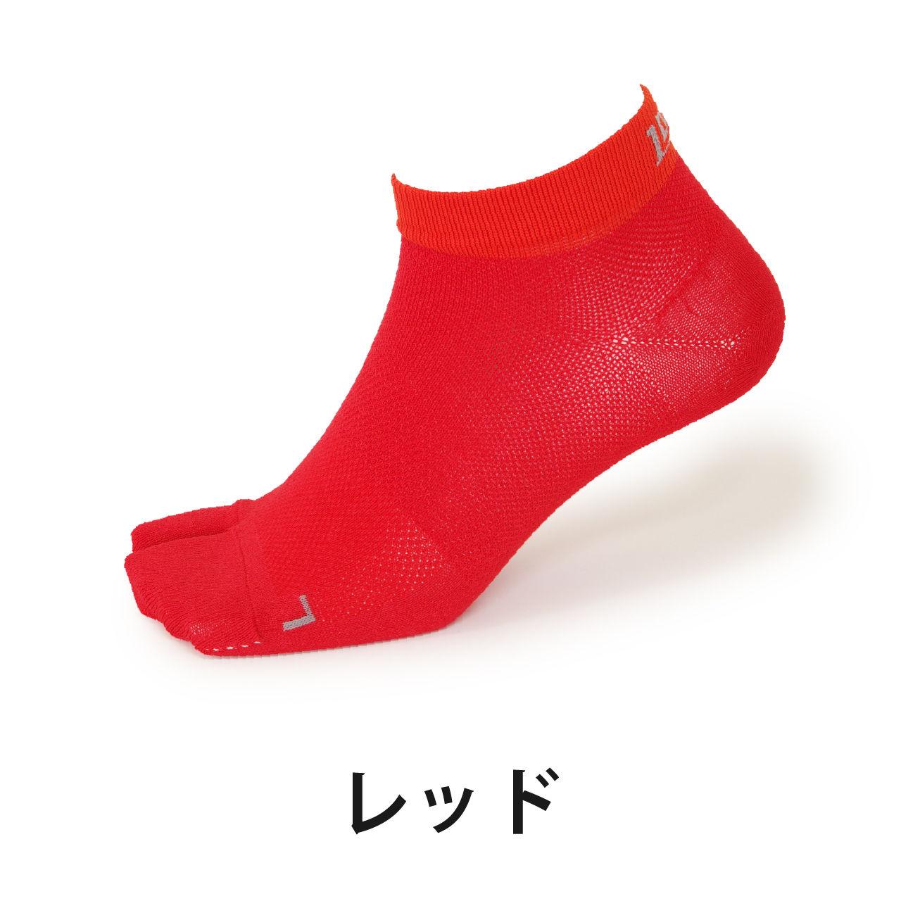 IDATEN足袋コンプレッション和紙ソックスショート丈(Sサイズ22-24cm)
