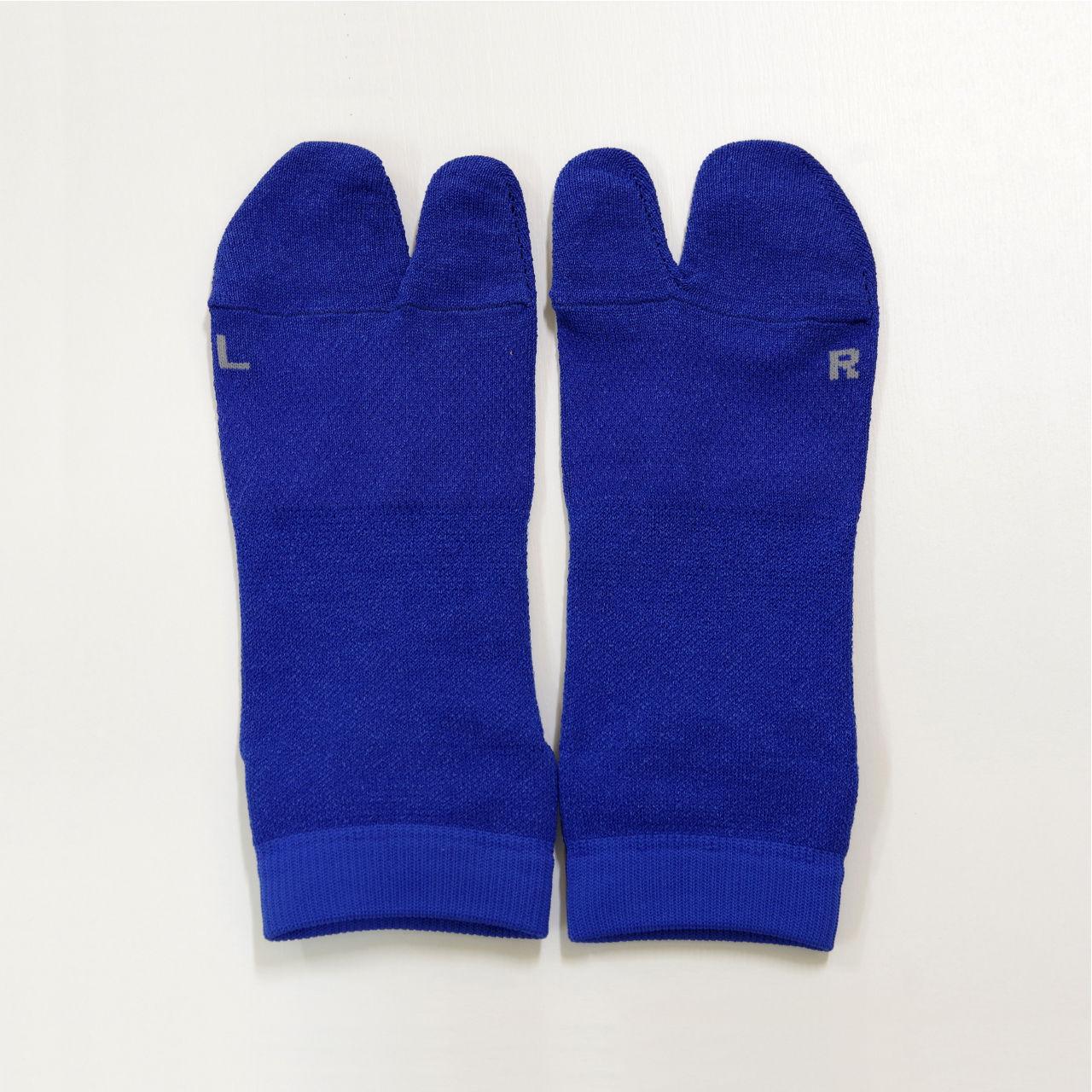 IDATEN足袋コンプレッション和紙ソックスショート丈(Lサイズ26-28cm)