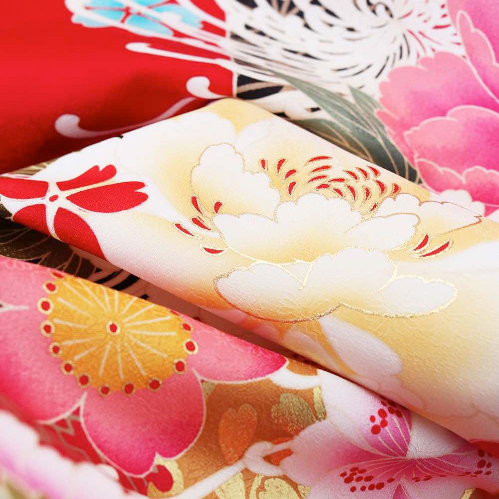 |送料無料|【レンタル】【成人式】 [安心の長期間レンタル]【対応身長153-173cm】レンタル振袖フルセット-672