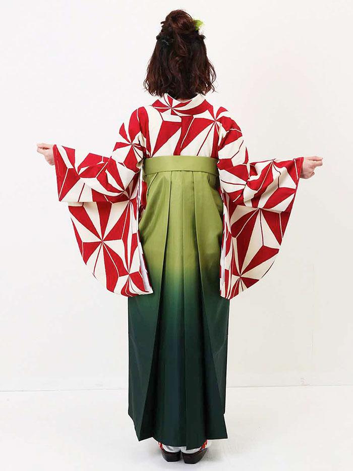 |送料無料|卒業式レンタル袴フルセット-1322