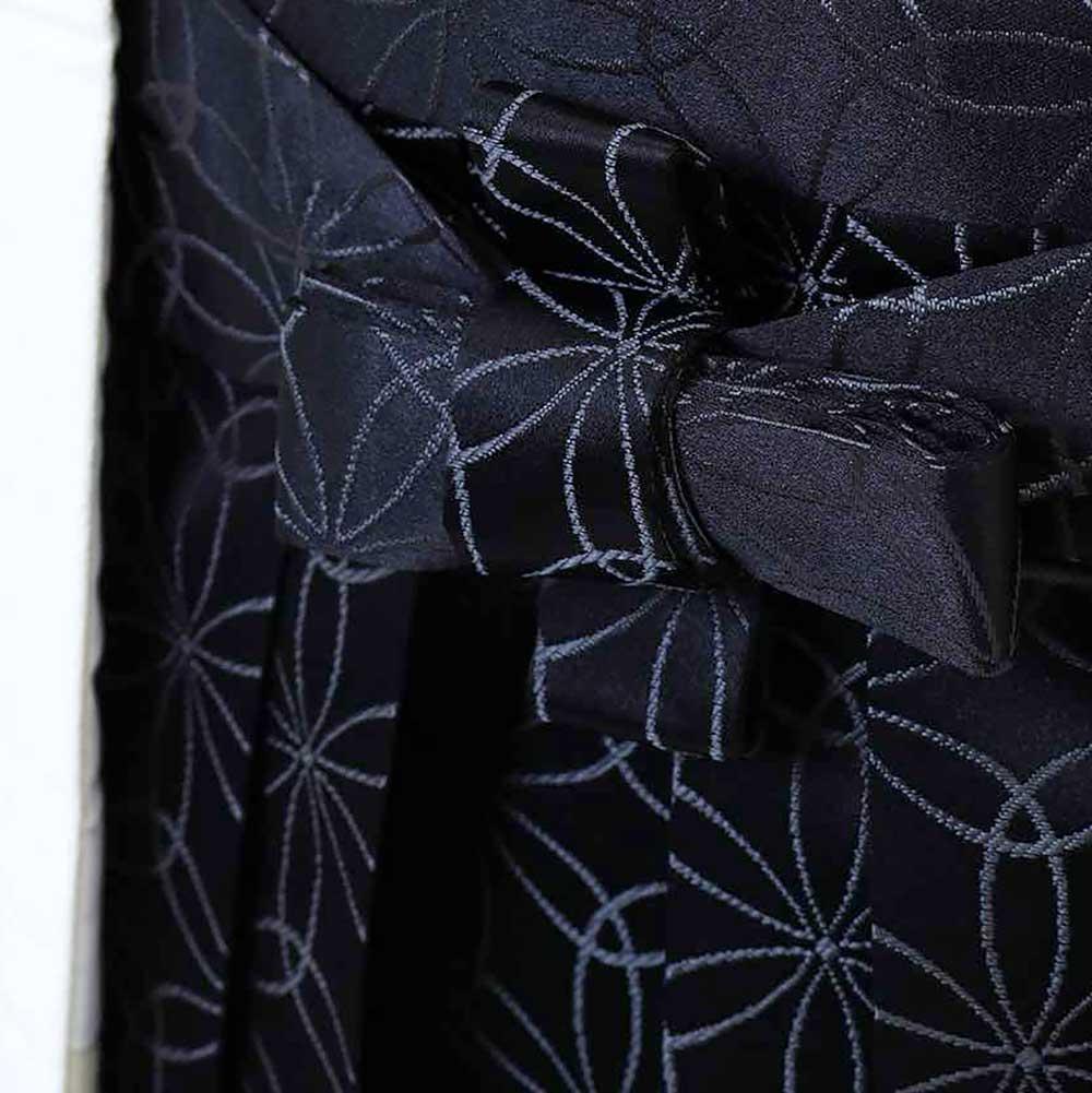 |送料無料|【成人式・卒業式】【成人式・卒業式】男性用レンタル紋付き袴フルセット-7283