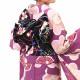|送料無料|【レンタル】【成人式】 [安心の長期間レンタル]【対応身長151-166cm】レンタル振袖フルセット-586
