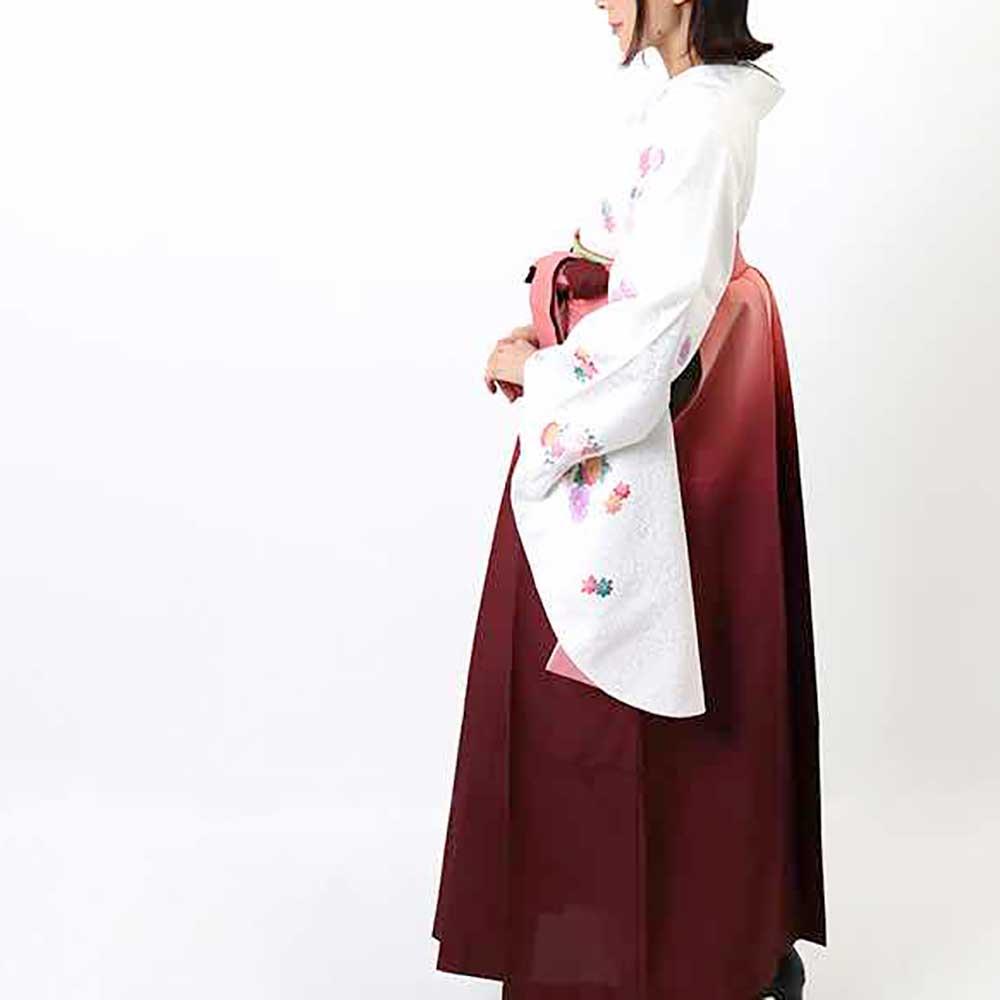 卒業式レンタル袴フルセット-672