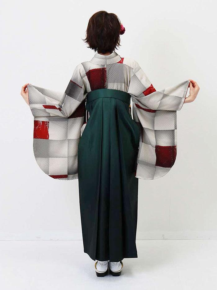 |送料無料|卒業式レンタル袴フルセット-1337