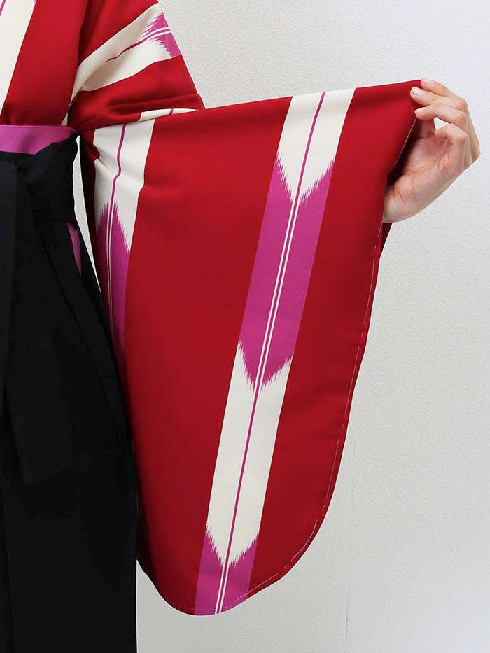 |送料無料|卒業式レンタル袴フルセット-1339