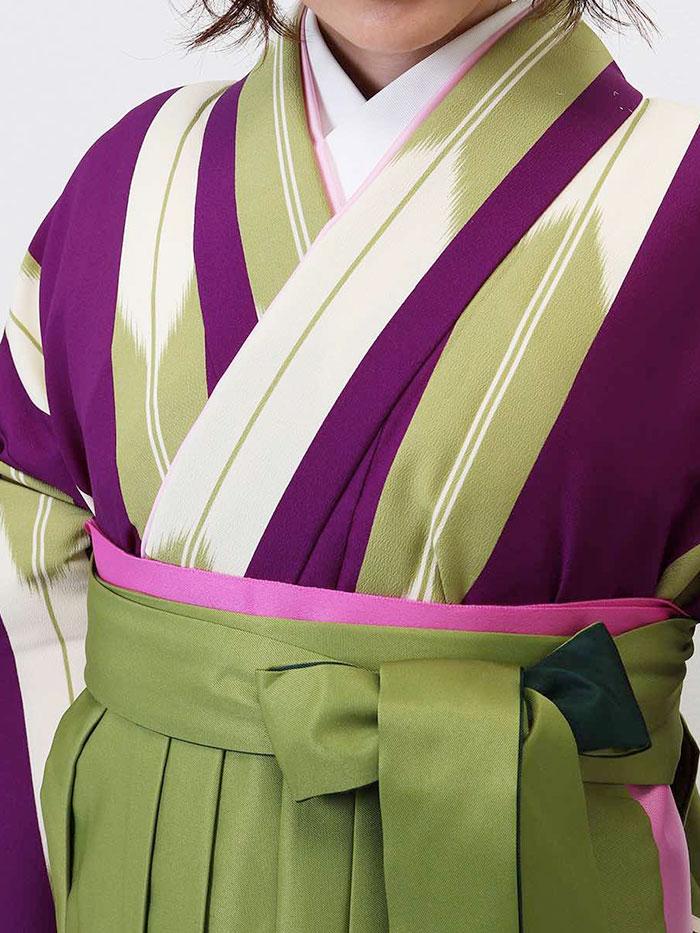 【h】|送料無料|卒業式レンタル袴フルセット-1341