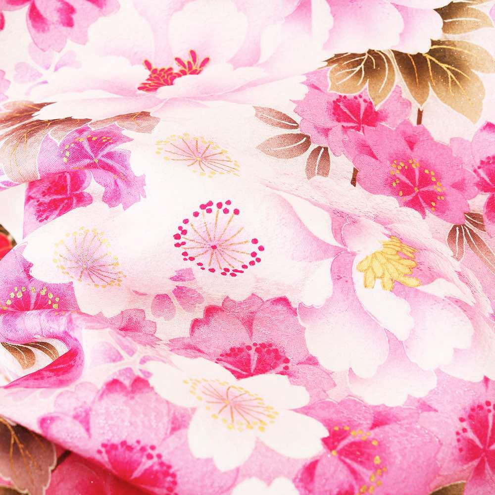 |送料無料|【レンタル】【成人式】 [安心の長期間レンタル]【対応身長155-170cm】レンタル振袖フルセット-795