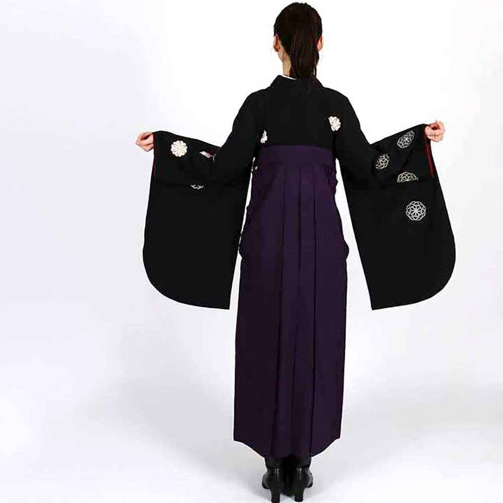 【h】|送料無料|卒業式レンタル袴フルセット-927