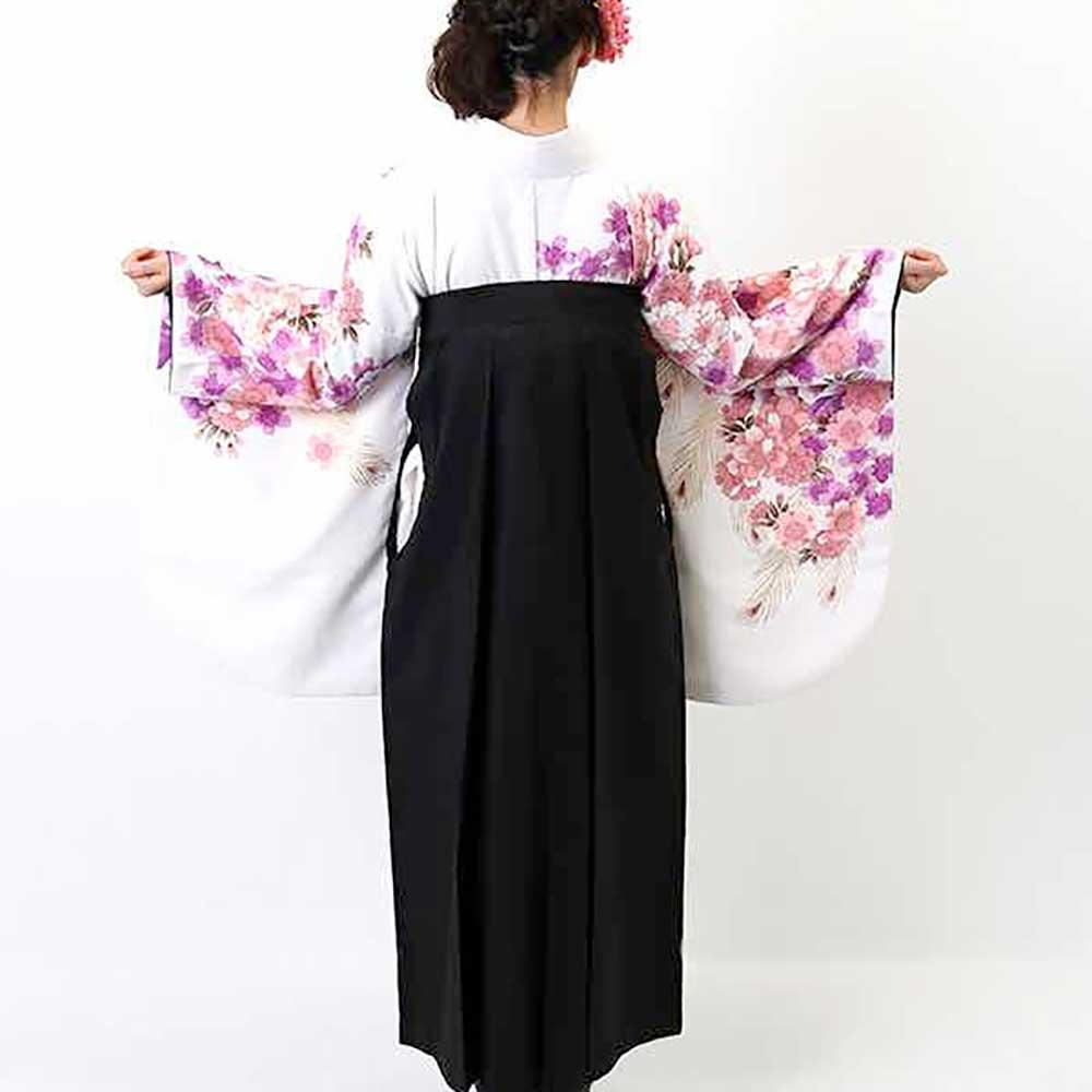 |送料無料|卒業式レンタル袴フルセット-820