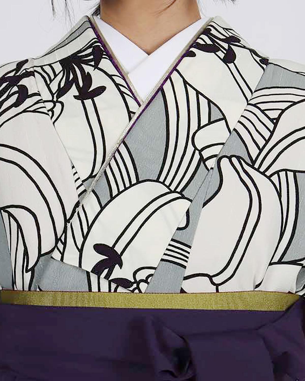 |送料無料|卒業式レンタル袴フルセット-1825