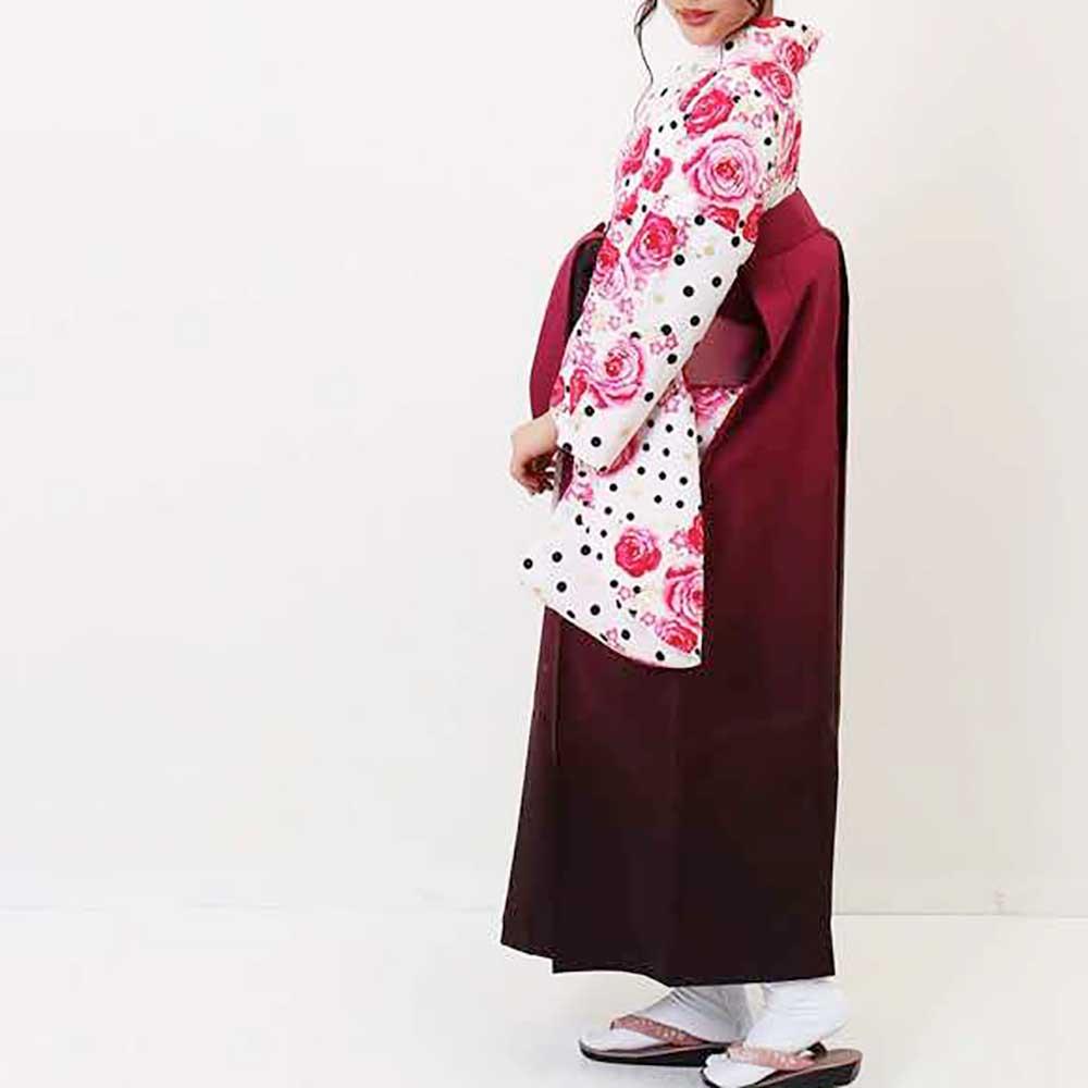 |送料無料|卒業式レンタル袴フルセット-1143