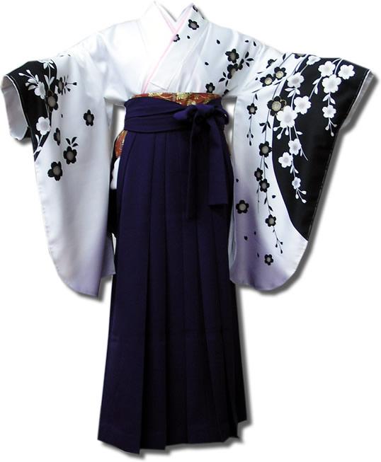 |送料無料|卒業式レンタル袴フルセット-573