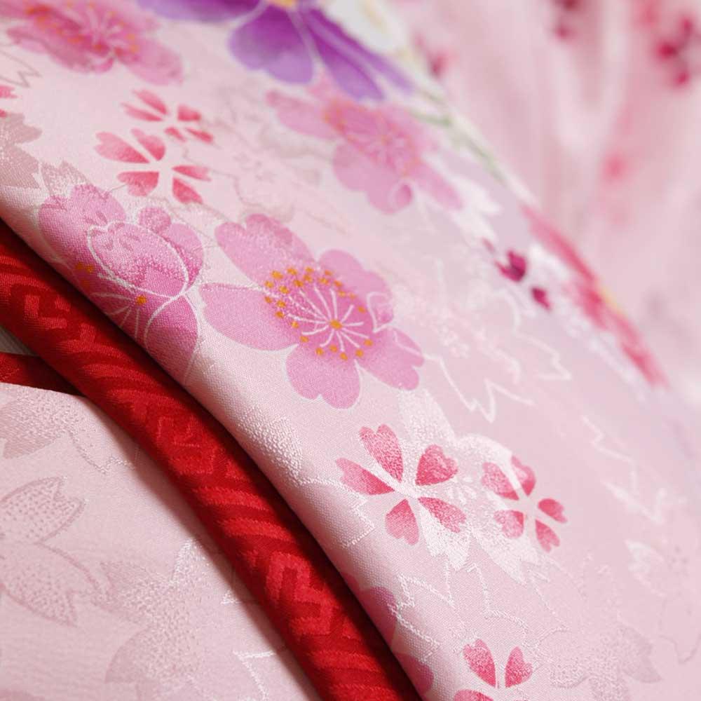 |送料無料|【uxu】卒業式レンタル袴フルセット-939