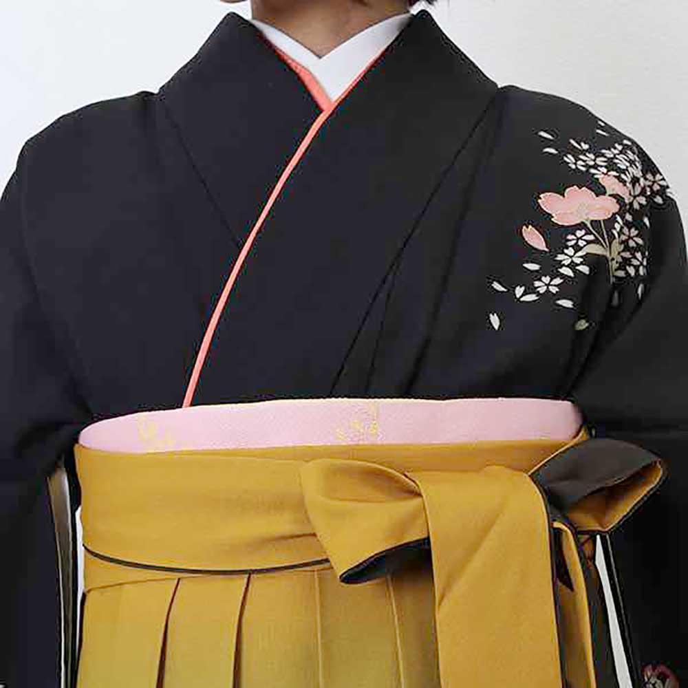 |送料無料|卒業式レンタル袴フルセット-718