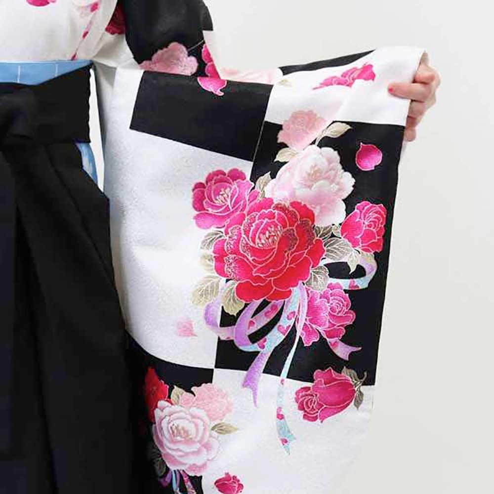 |送料無料|卒業式レンタル袴フルセット-1148