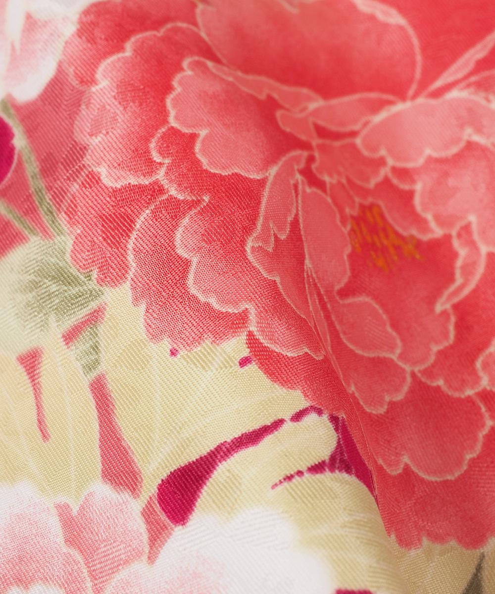 |送料無料|【対応身長157cm〜165cm】【キュート】卒業式レンタル袴フルセット-904|花柄|カーネーション|ピンク|赤|紫|