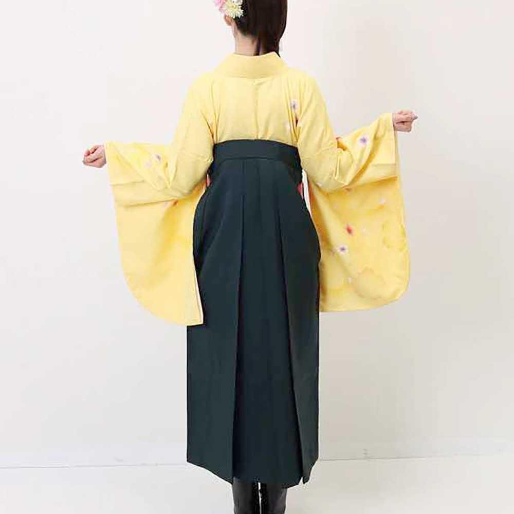 |送料無料|卒業式レンタル袴フルセット-729