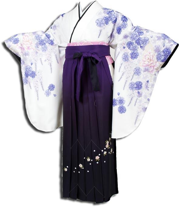 |送料無料|【uuu】卒業式レンタル袴フルセット-948
