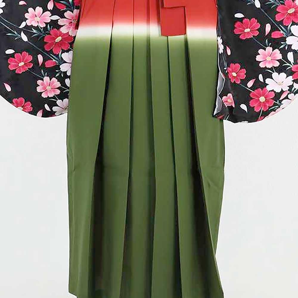 【h】|送料無料|卒業式レンタル袴フルセット-732往復送料無料卒業式袴レンタル女袴セット卒業式袴セット