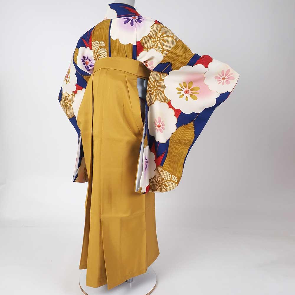 |送料無料|卒業式レンタル袴フルセット-1436