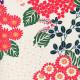 【成人式】 [安心の長期間レンタル]【対応身長155cm〜170cm】レンタル振袖フルセット-623 花柄 レトロ ポップキュート ピンク系 白系 緑系 総柄