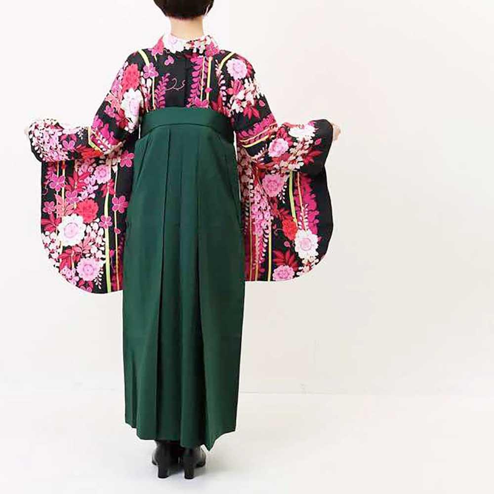|送料無料|卒業式レンタル袴フルセット-1367