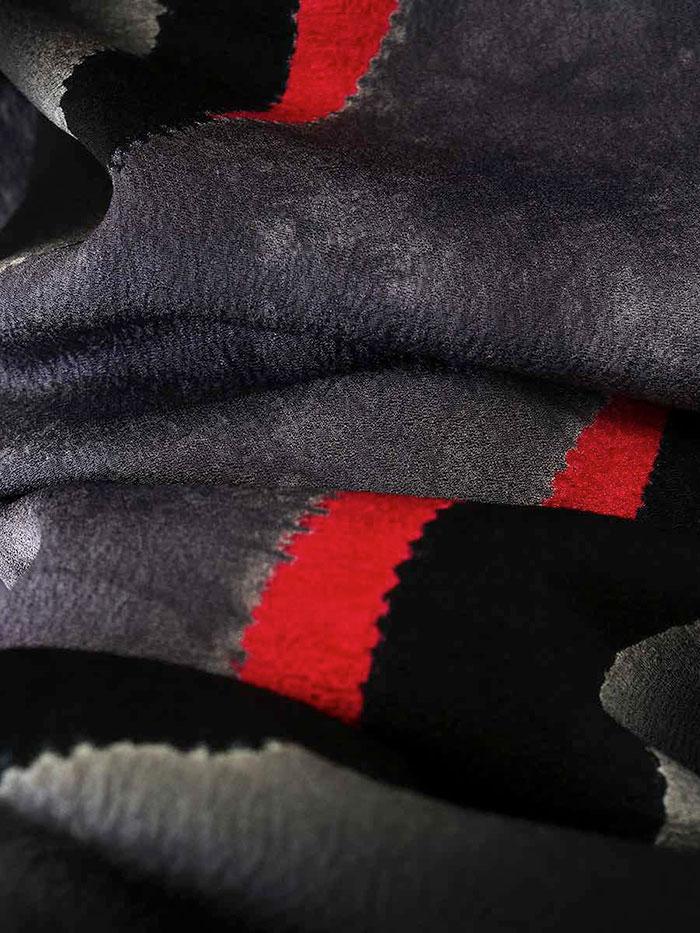 |送料無料|【レンタル】【成人式】 [安心の長期間レンタル]【対応身長160cm〜175cm】【正絹】レンタル振袖フルセット-309|クール系|黒