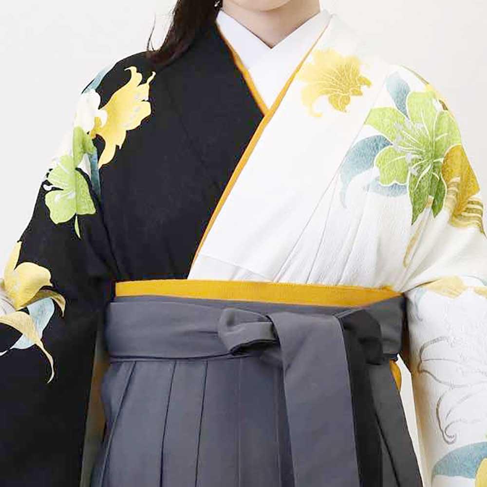 |送料無料|卒業式レンタル袴フルセット-1026
