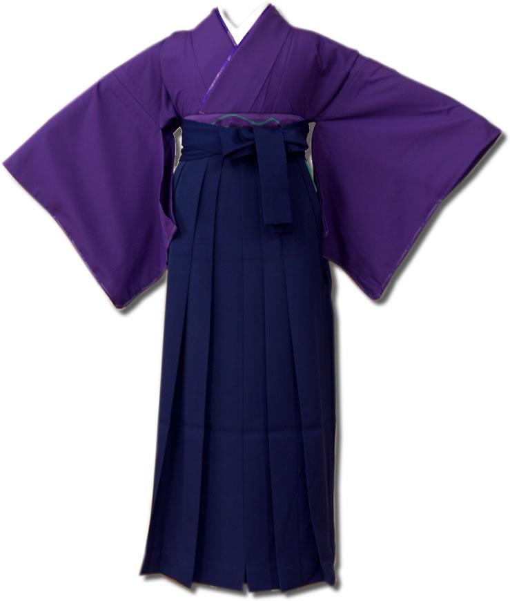 |送料無料|卒業式レンタル袴フルセット-603