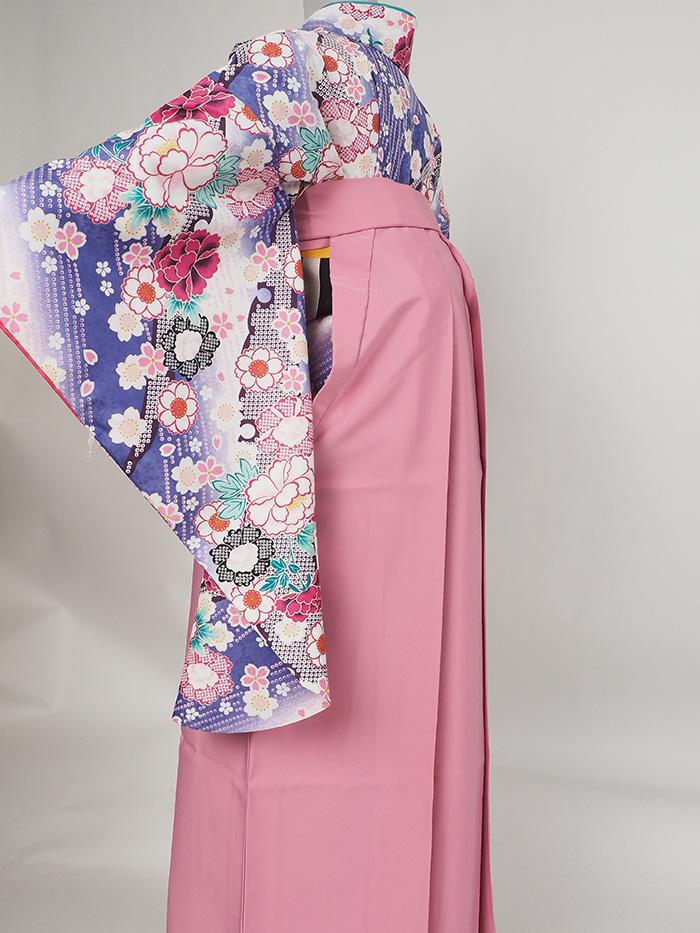 |送料無料|卒業式レンタル袴フルセット-1377