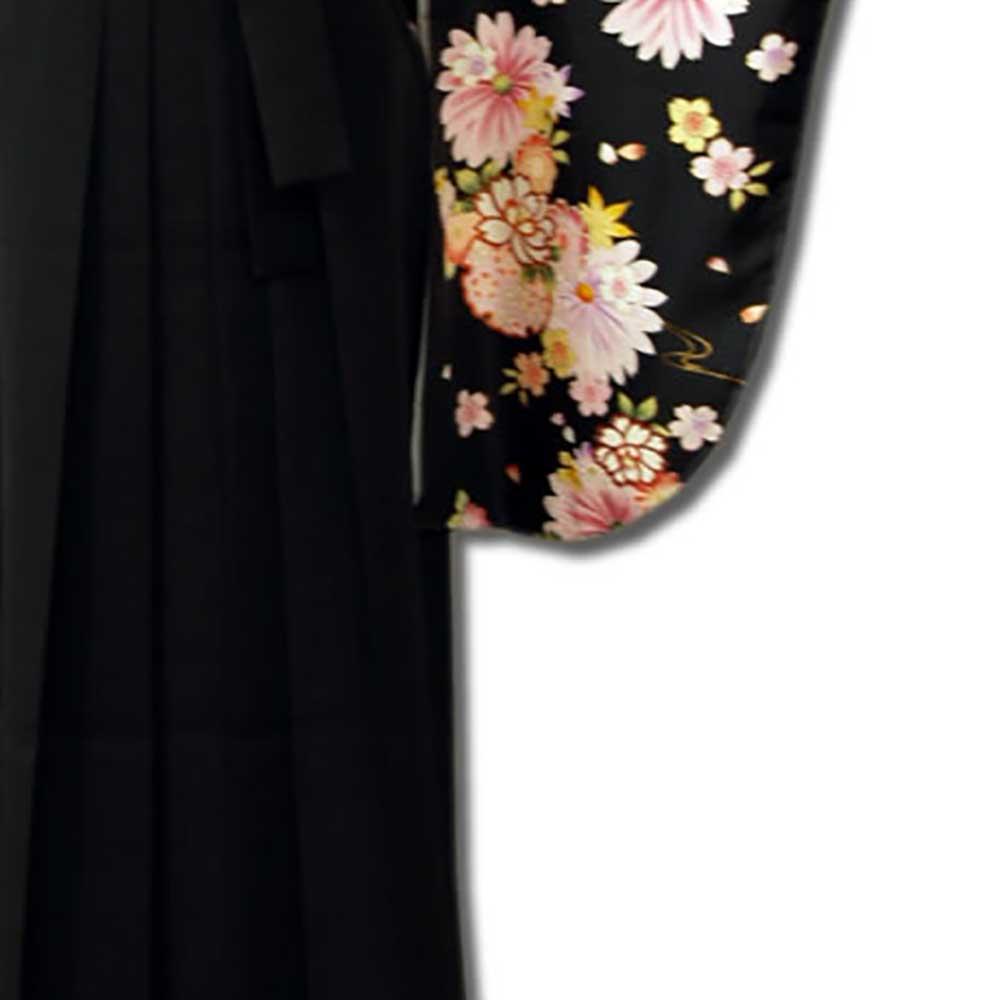 |送料無料|【uxu】卒業式レンタル袴フルセット-608