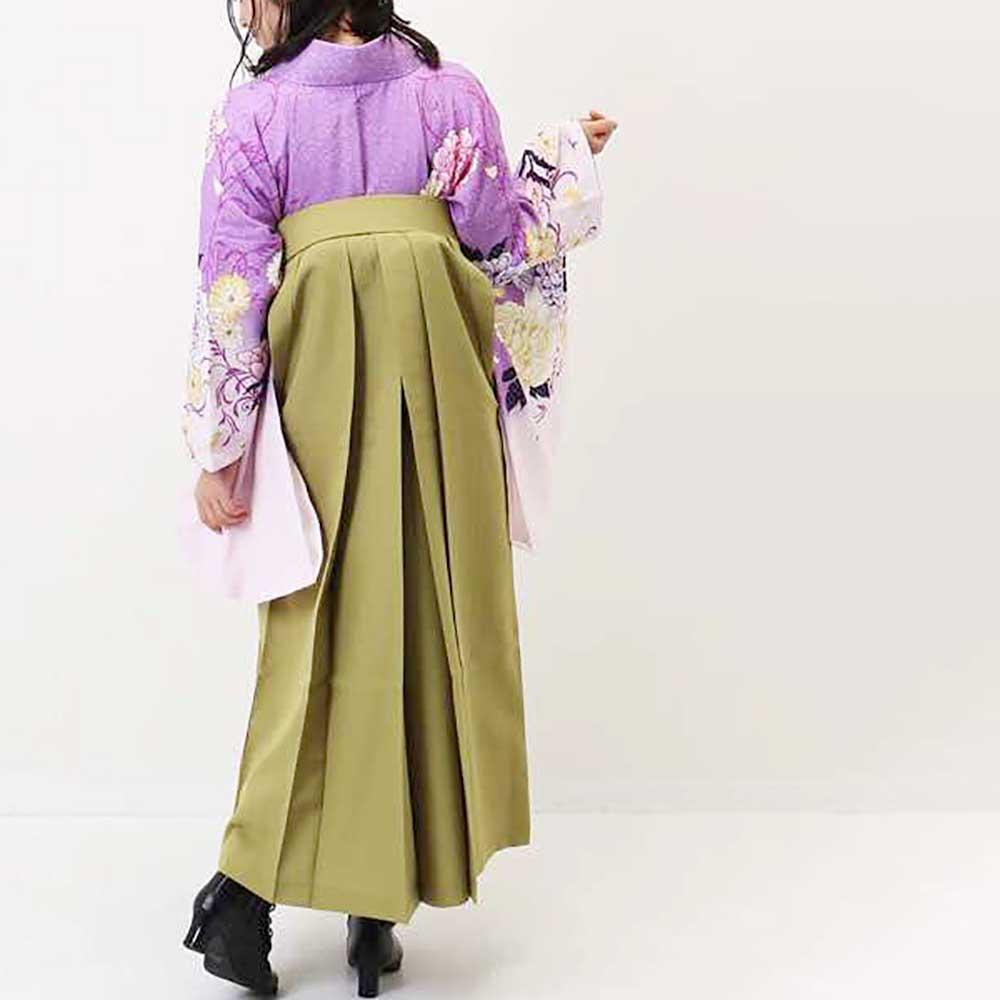 【h】|送料無料|卒業式レンタル袴フルセット-967