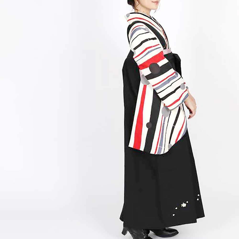 【h】|送料無料|卒業式レンタル袴フルセット-1501往復送料無料卒業式袴レンタル女袴セット卒業式袴セット