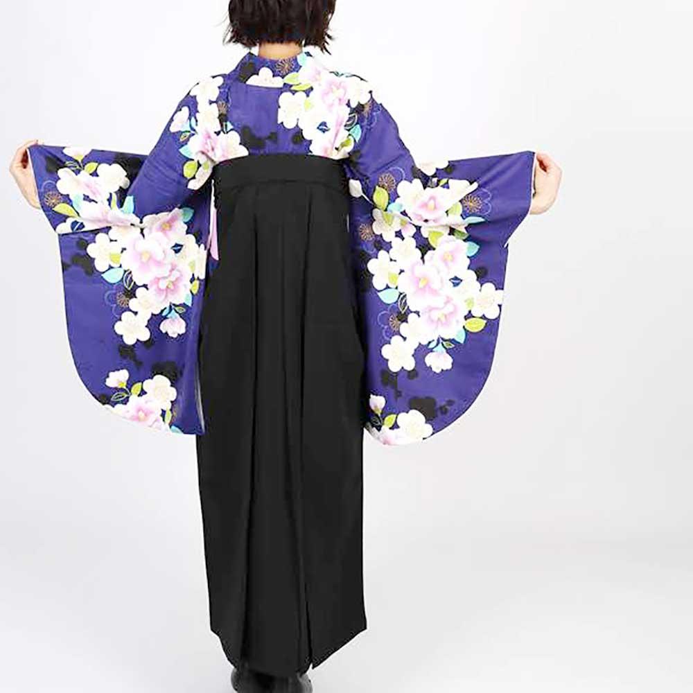 |送料無料|卒業式レンタル袴フルセット-1504往復送料無料卒業式袴レンタル女袴セット卒業式袴セット